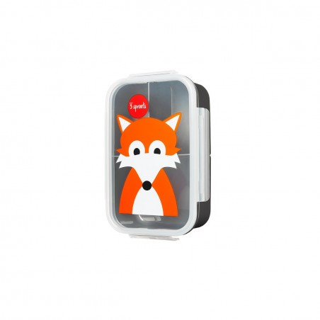 3 Sprouts Madkasse, Fox
