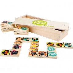 small foot Domino Spil