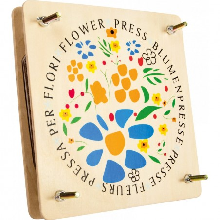 small foot Blomster Presse