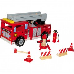 Decommissioned - Fire Engine with Accessory