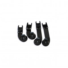 Indie Twin Car Seat Adapters for Maxi Cosi
